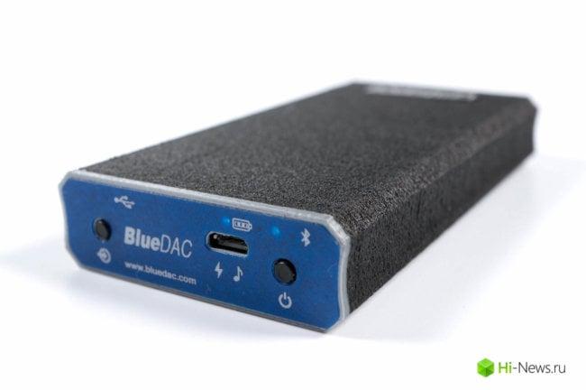 Обзор портативного ЦАП CEntrance BlueDAC: …и без проводов