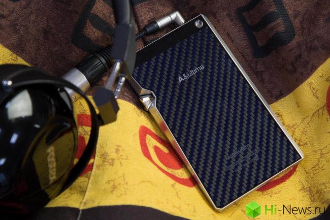 Гость из будущего: аудиоплеер Astell&Kern Ultima SP1000