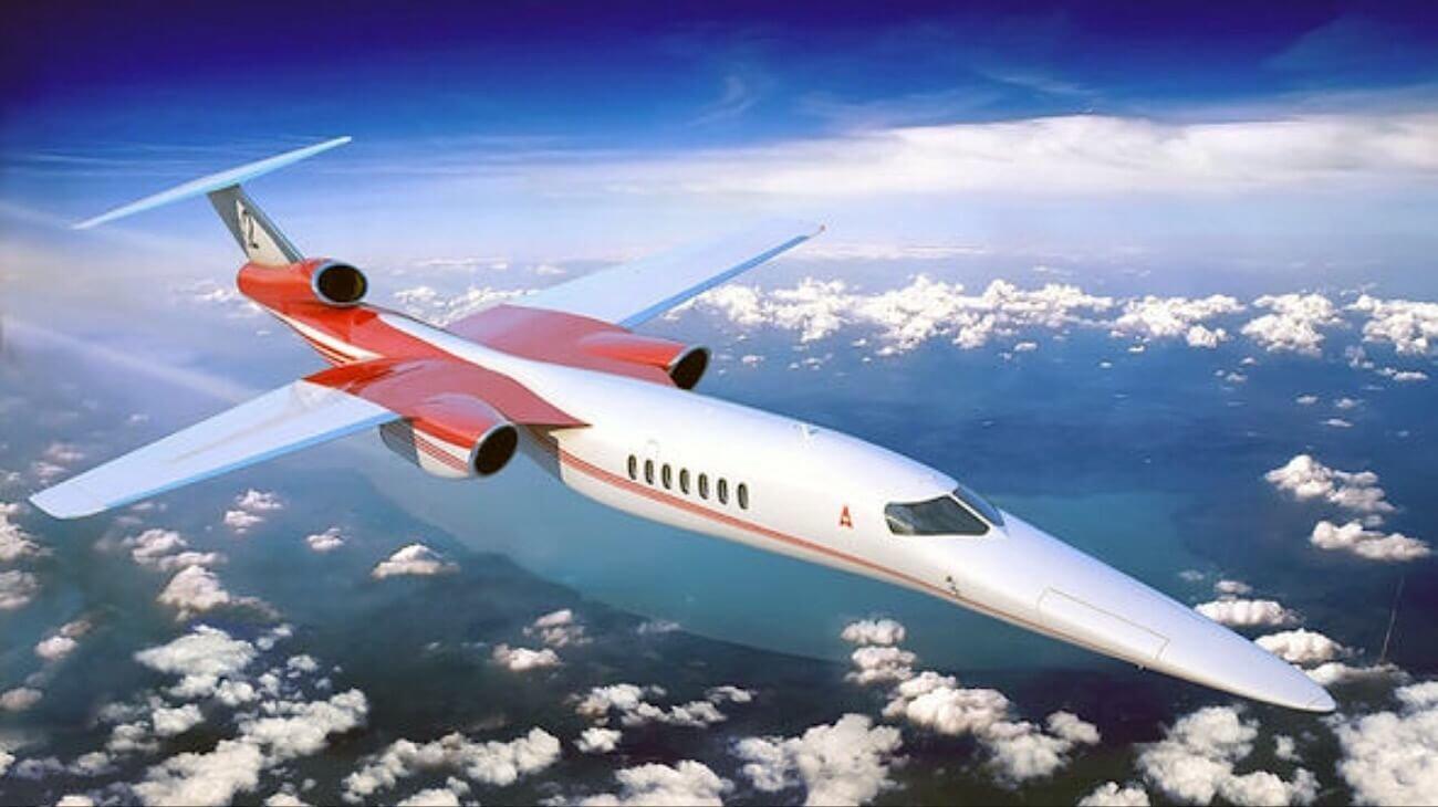 Lockheed Martin разрабатывает сверхзвуковой авиалайнер