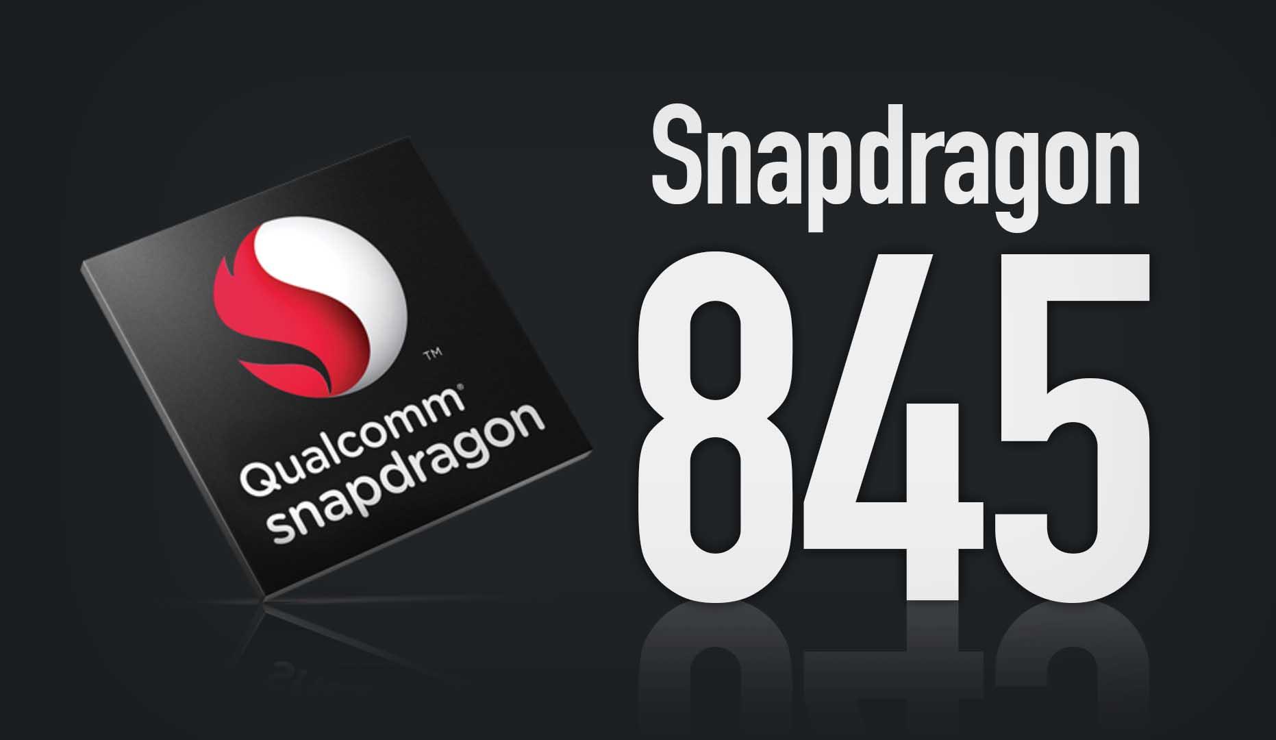 Qualcomm Snapdragon 845 представлен официально