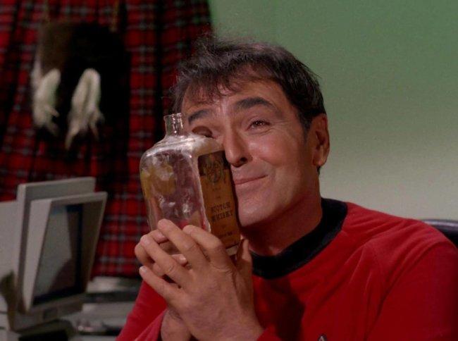 Стартап Alcarelle будет производить заменитель алкоголя из Star Trek