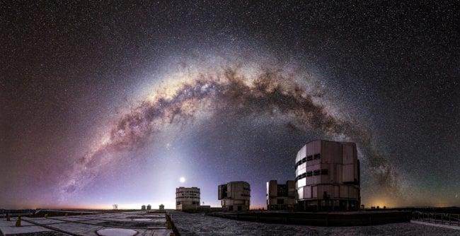 10 самых громких историй о космосе в 2017 году (11 фото)