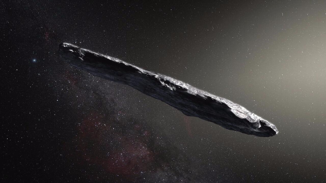 Оумуамуа не является космическим кораблем, но у него когда-то могли быть «пассажиры»