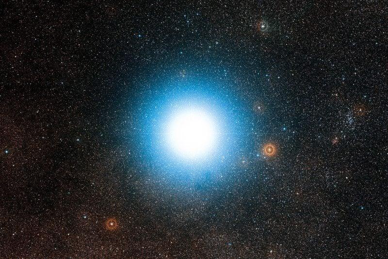 NASA хочет полететь к Альфе Центавра. Но не раньше 2069 года