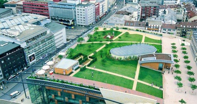 Sponge City: город будущего, который защитит от наводнений и жары