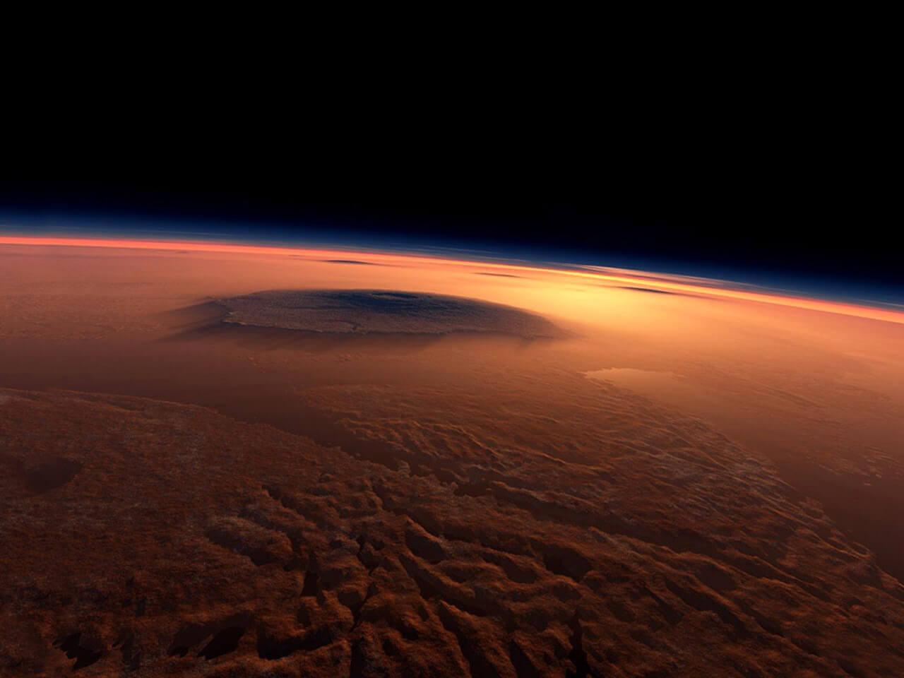 Понаехали тут! Марс, оказывается, не близкий сосед Земли