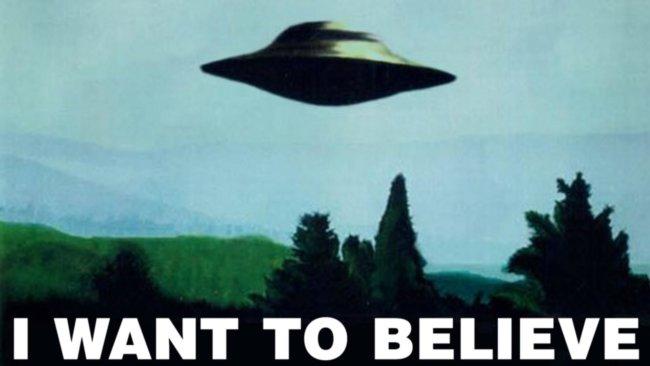 Пентагон подтвердил существование программы по изучению контактов с НЛО (+2 видео)