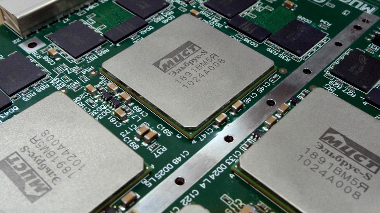 россии разрабатывают отечественных процессоров