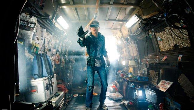 Вышел новый трейлер фильма Стивена Спилберга «Первому игроку приготовиться»