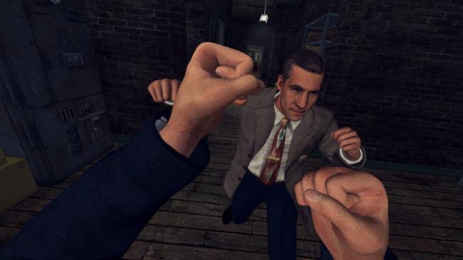 #видео дня | Чем развлечь себя в игре L.A. Noire: The VR Case Files