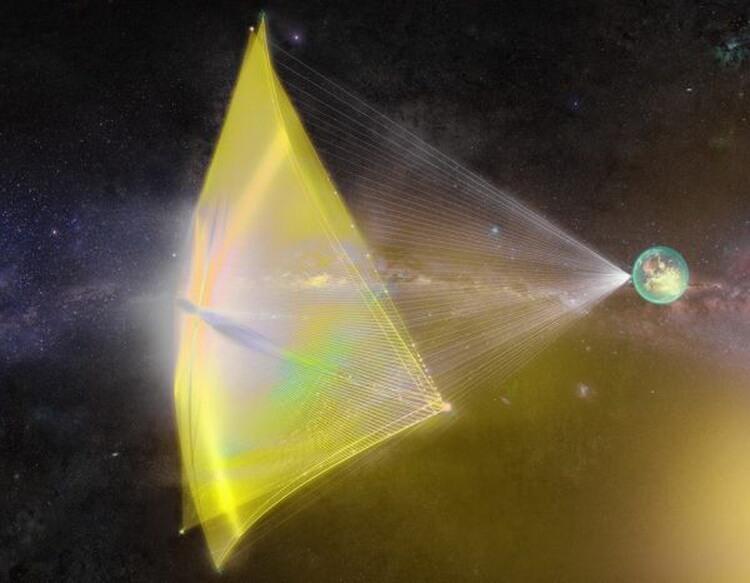 «Проект Генезис»: идея искусственной панспермии нашей галактики