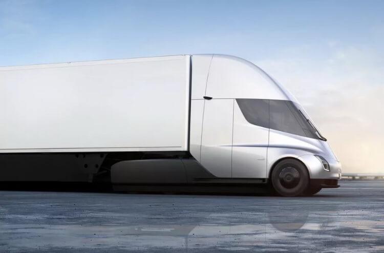PepsiCo заказала у Tesla 100 электрических грузовиков