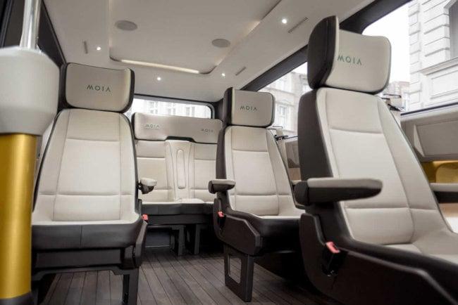 Volkswagen представил автономный электробус