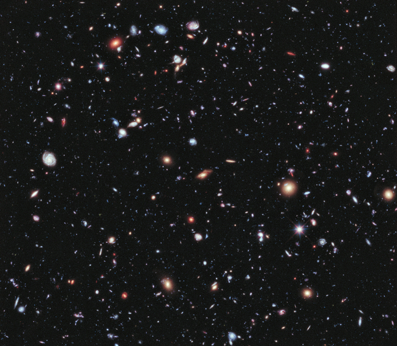Люди — единственная развитая цивилизация во Вселенной? (4 фото)