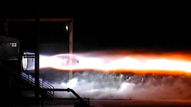 Blue Origin испытала ракетный двигатель, созданный для замены российского РД-180