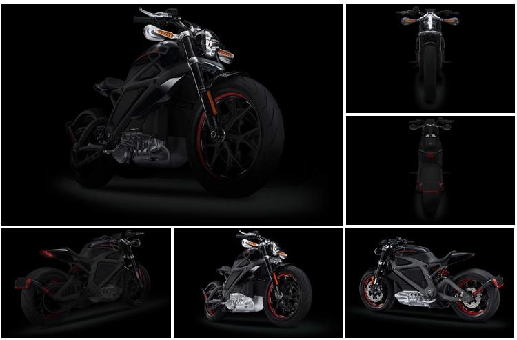 Электробайк Harley-Davidson поступит в реализацию вближайшие полтора года