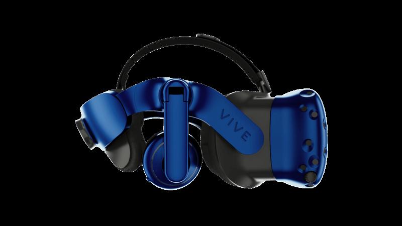 #CES 2018 | Представлена обновленная гарнитура виртуальной реальности HTC Vive Pro