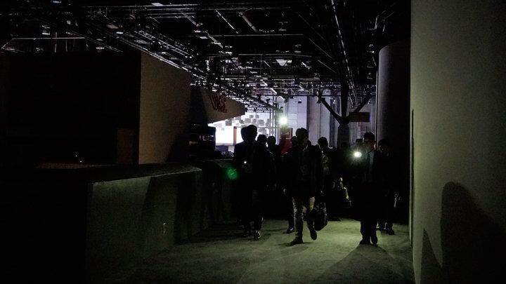 #CES 2018 | Посетителям выставки пришлось несколько часов провести в темноте