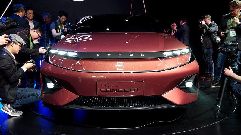 #CES 2018 | Еще один стартап решил побороться с компанией Tesla