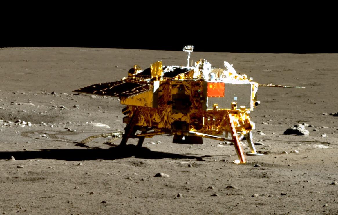 Китай в этом году отправит на Луну растения и насекомых