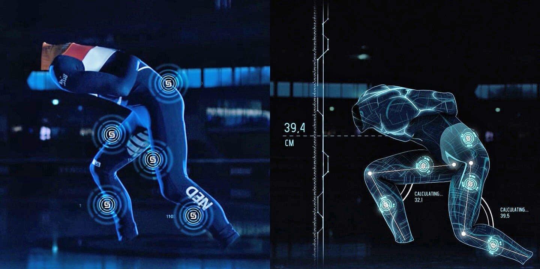 Умные костюмы Samsung помогают спортсменам готовиться к Олимпийским играм