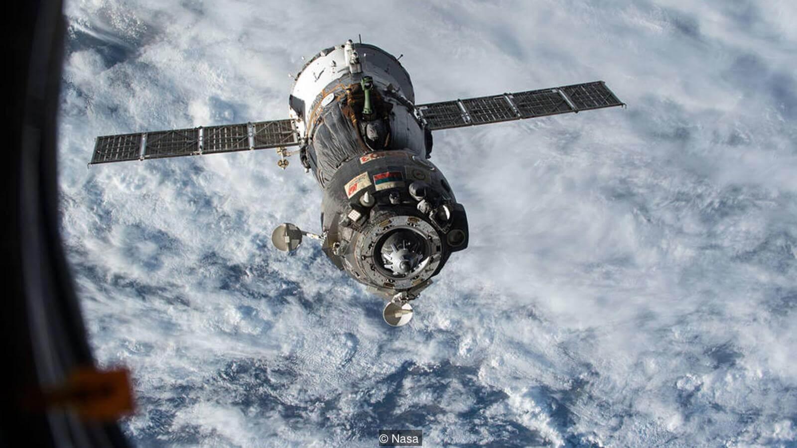 НаМКС благополучно  испытали галактический GPS-навигатор