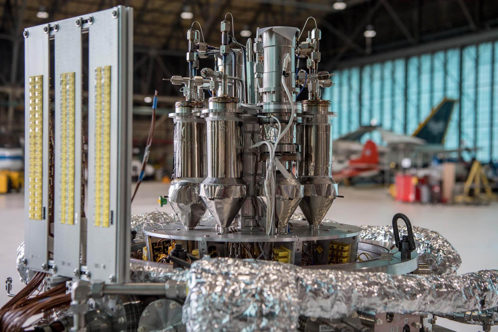 Ученые ведут разработку компактного ядерного реактора для космических колоний