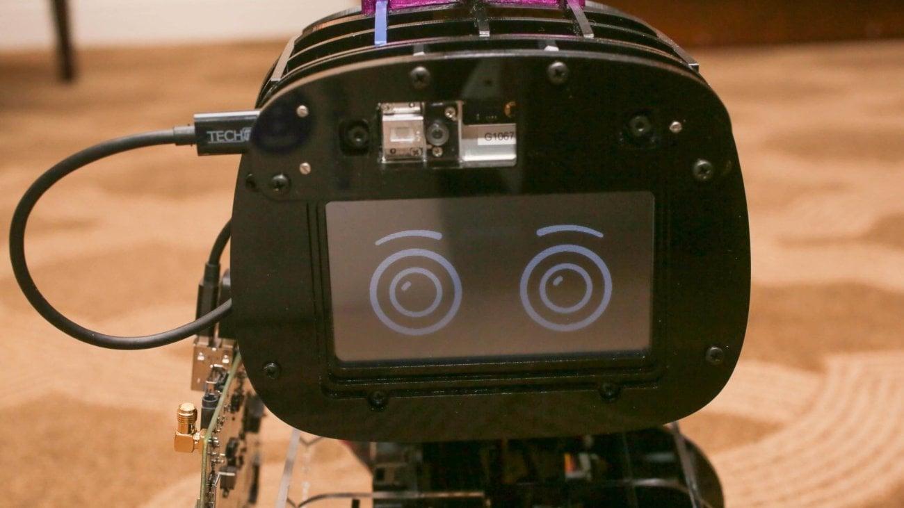 #CES 2018 | Misty: первый робот для программистов