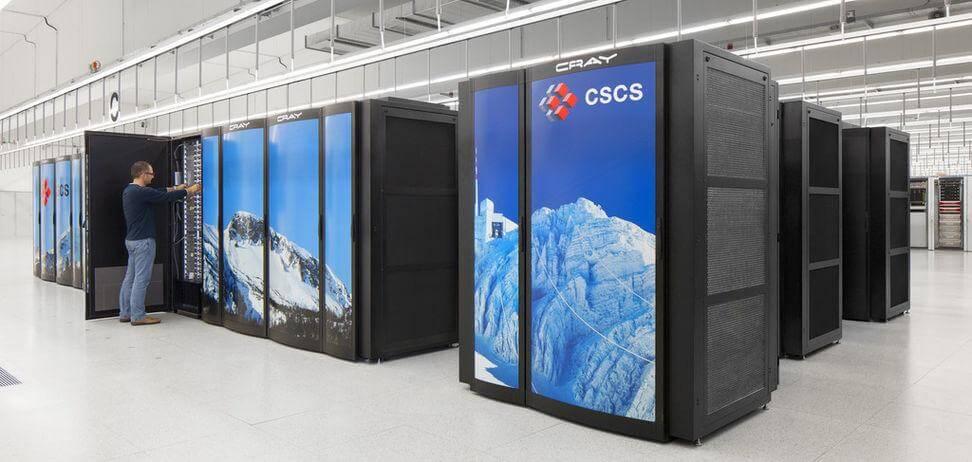 Евросоюз потратит 1 миллиард евро на разработку собственных суперкомпьютеров