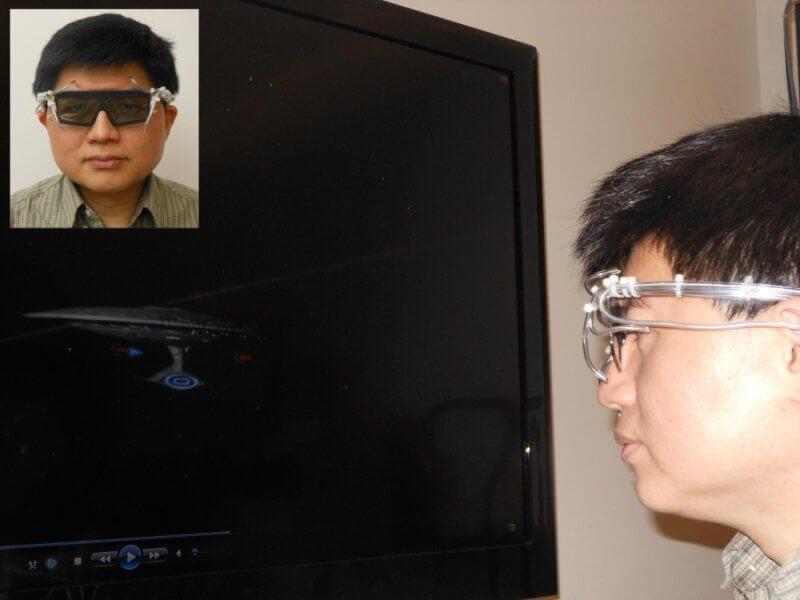 4D - Созданы 4D-очки с эффектом приближения объектов