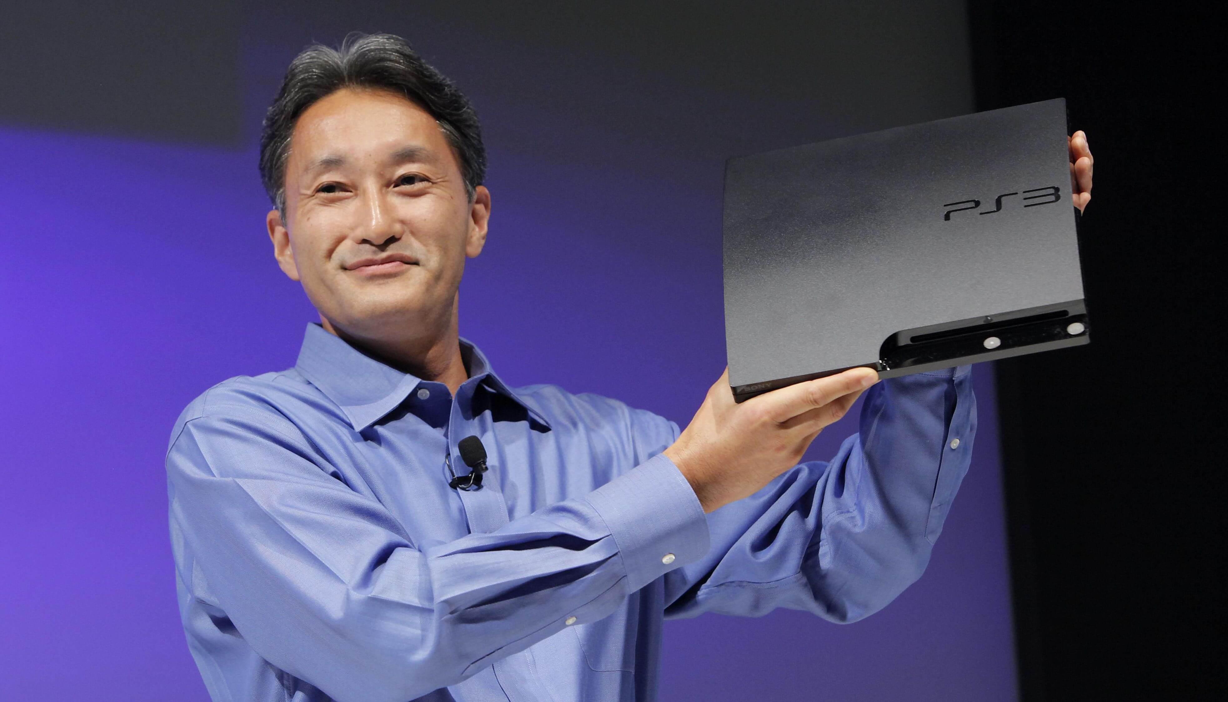 Кадзуо Хираи покидает пост президента компании Sony
