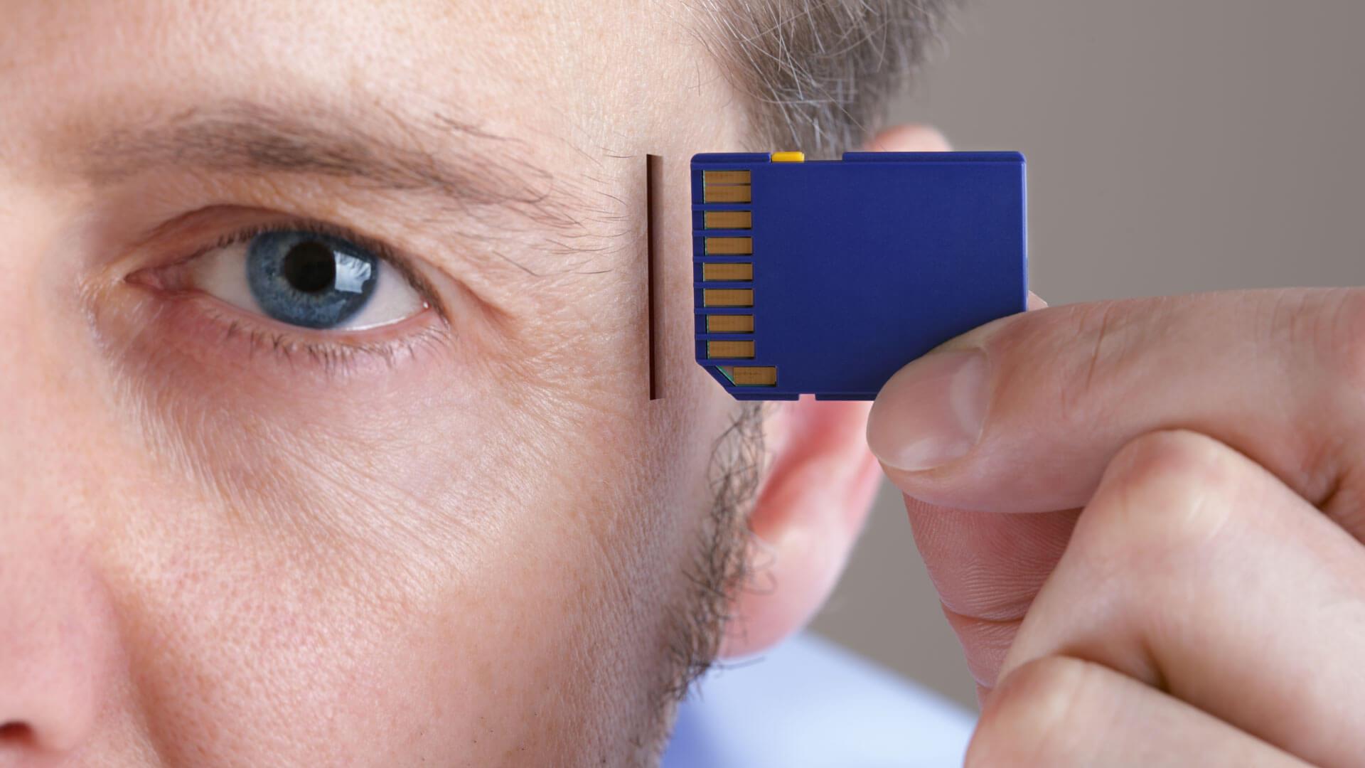 В Швеции попытаются создать электронные копии умерших людей