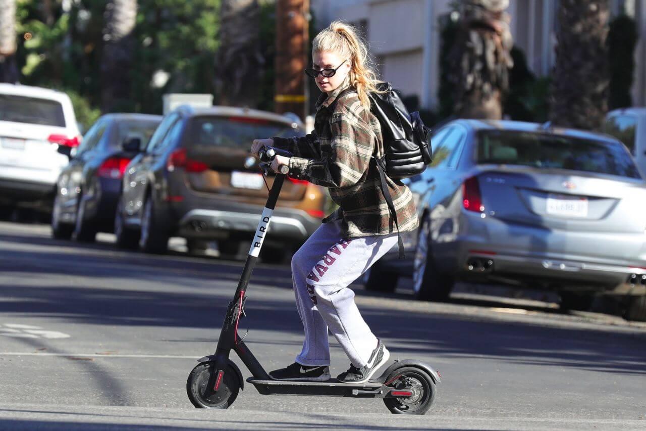 Электросамокаты стали причиной дорожного коллапса в Калифорнии