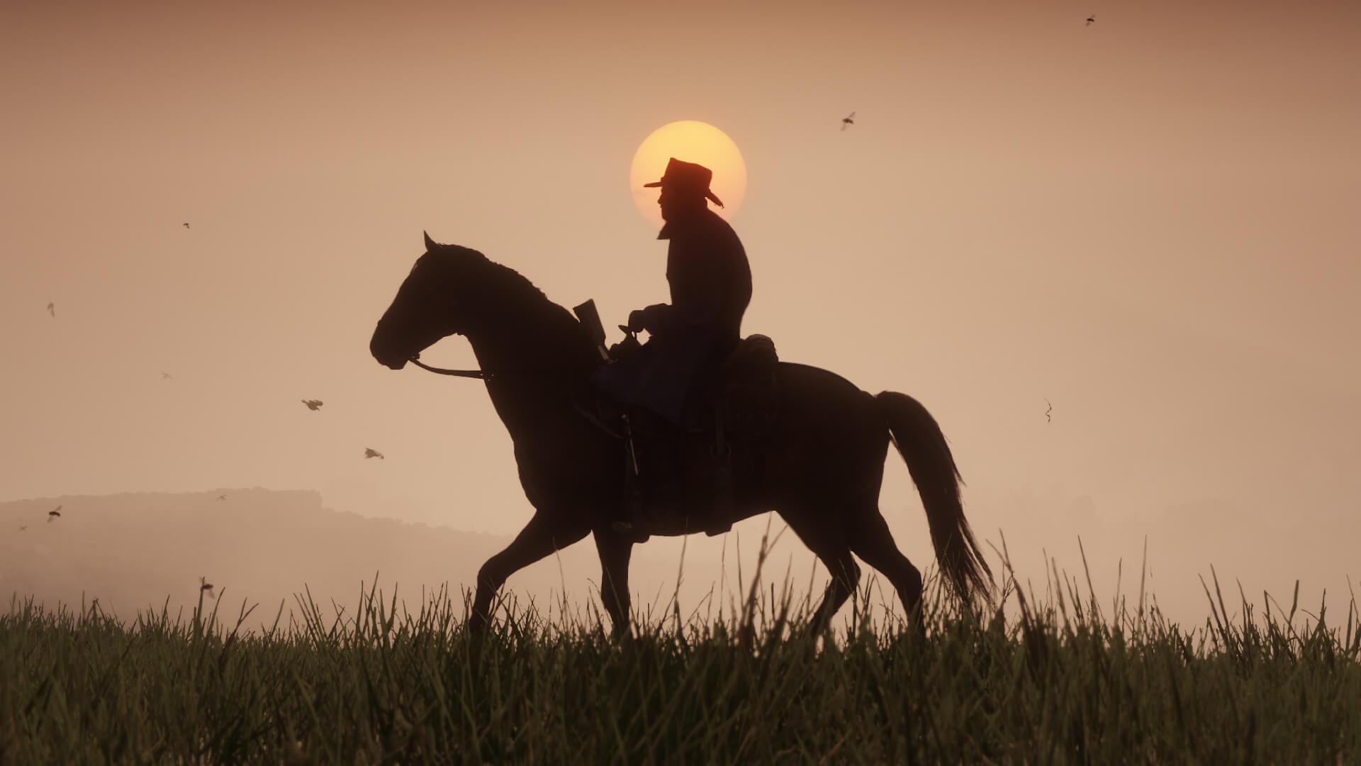 Стала известна официальная дата выхода игры Red Dead Redemption 2