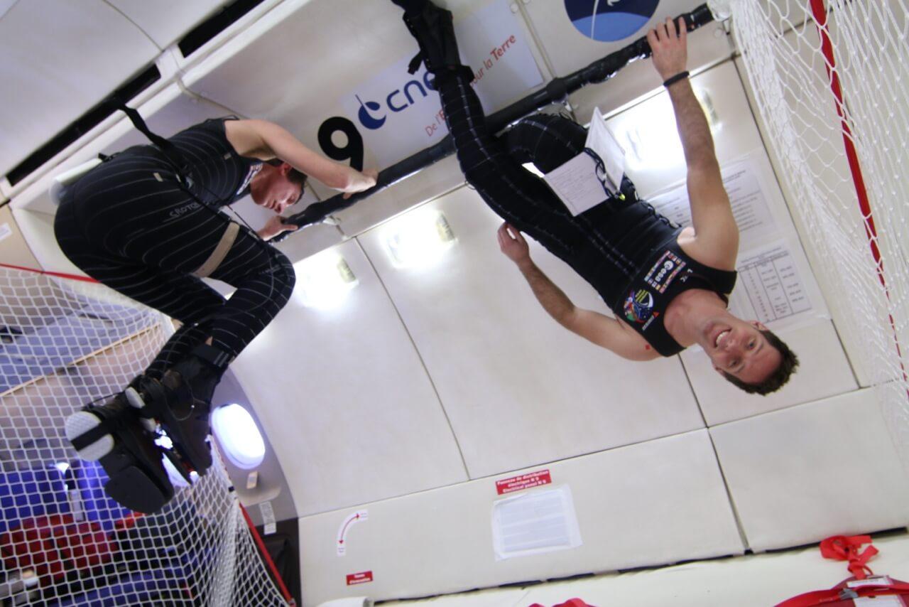 Ученые создали «вторую кожу» для астронавтов, эффективно имитирующую гравитацию