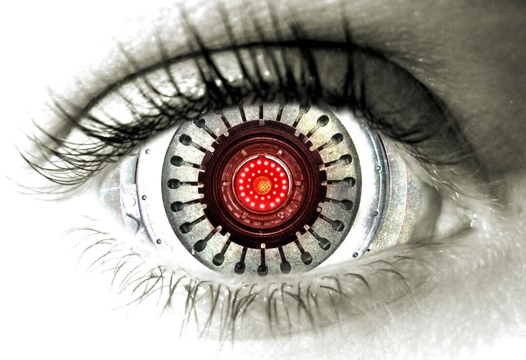 Учёные из США разработали искусственный аналог глаза (2 фото)
