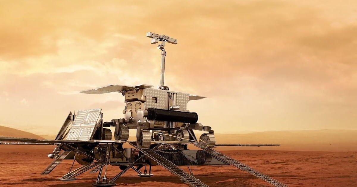 «Роскосмос» потратит более 6 миллиардов рублей на исследование Марса