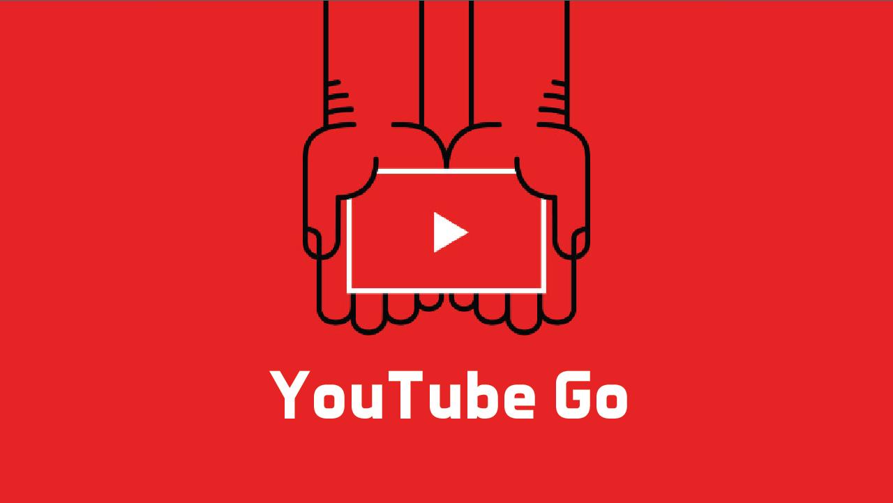 Google представила YouTube Go, новое приложение для пользователей с медленным интернетом