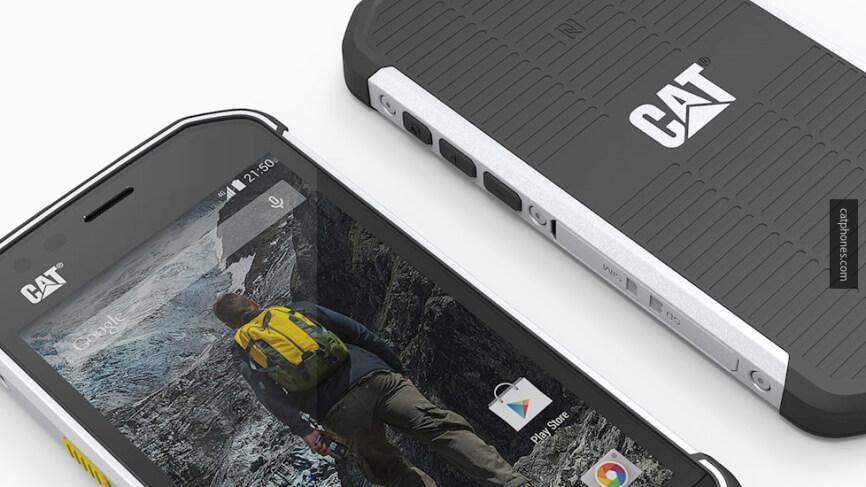 Представлен первый смартфон с дальномером и тепловизором