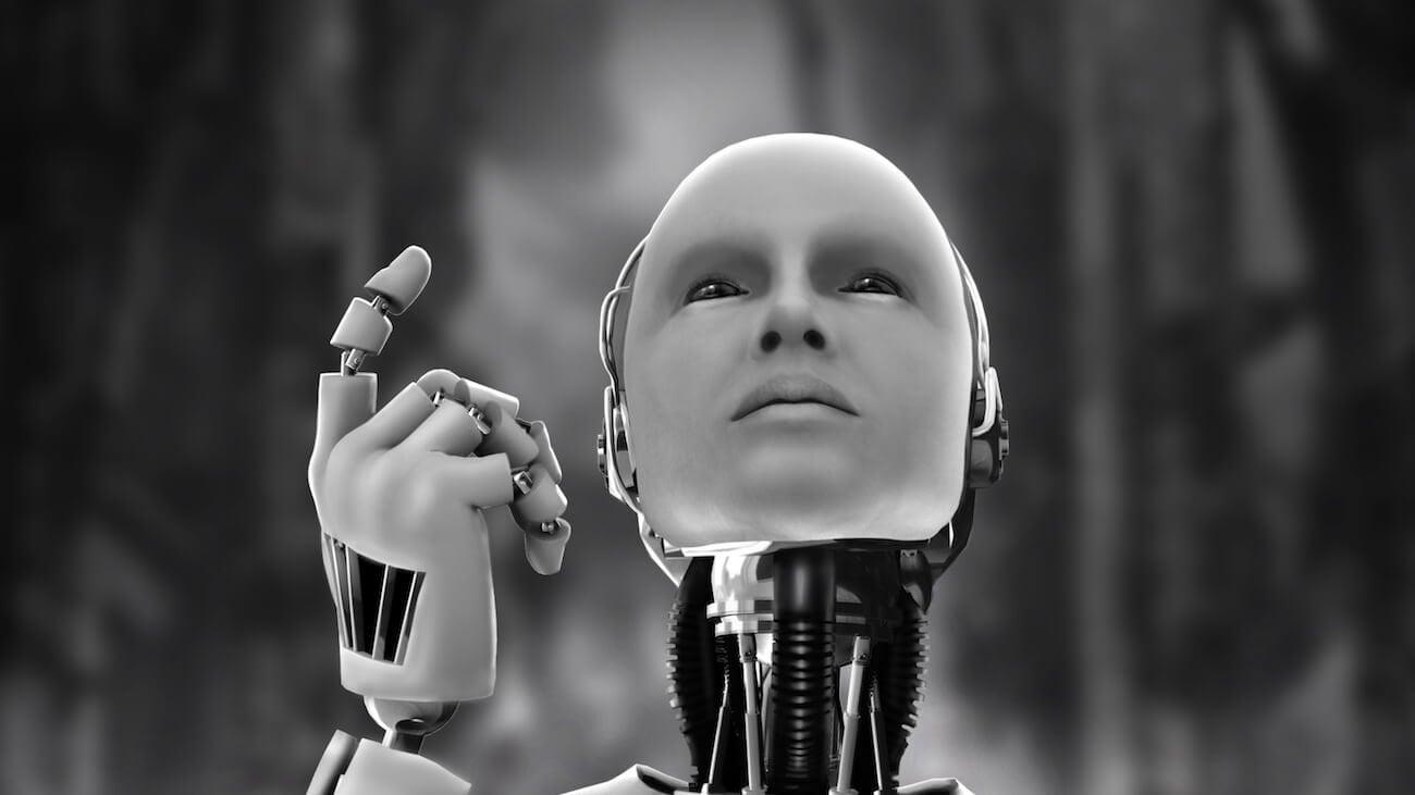 Самсунг Electronics разработала человекоподобного робота