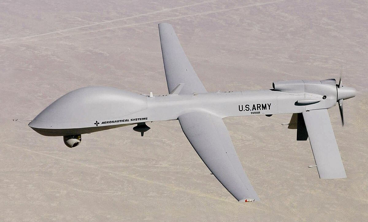 Google помогает Пентагону в создании ИИ для военных дронов