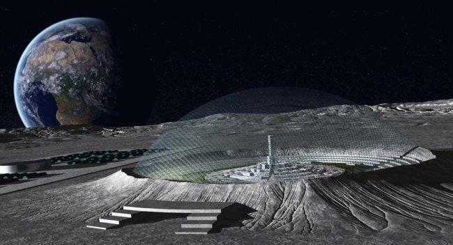 Мобильная связь через Луну в 2019 году