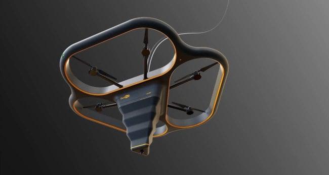 Картинки по запросу летающий 3d принтер