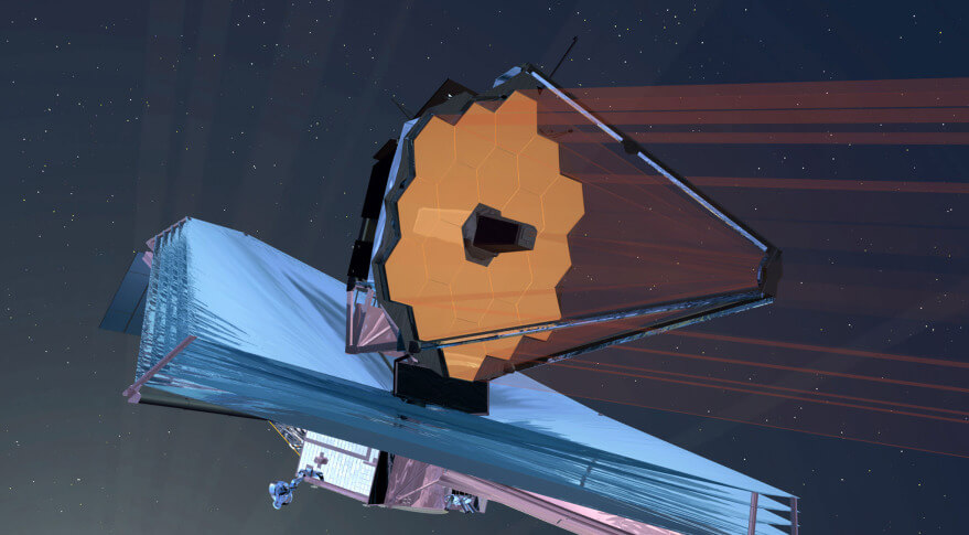NASA отложит запуск космического телескопа «Джеймс Уэбб» до 2020-ого
