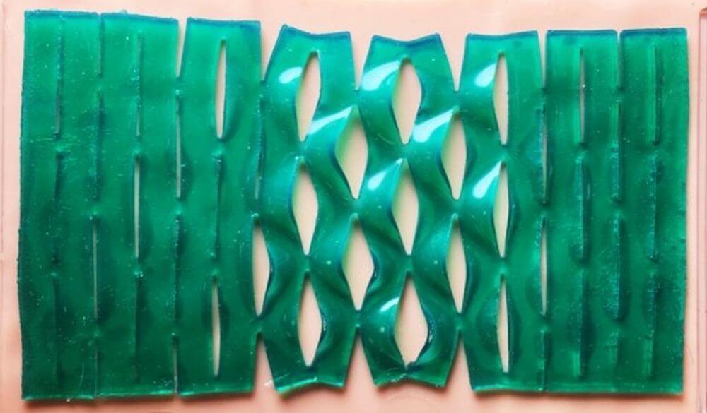 Искусство киригами вдохновило учёных на создание инновационного пластыря