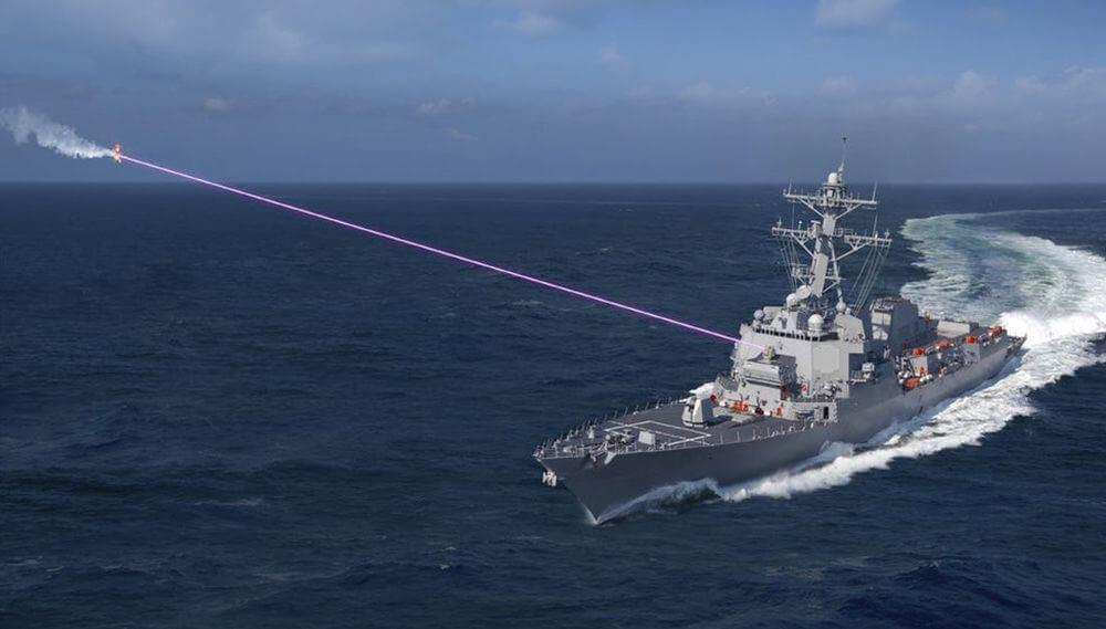 Lockheed Martin заключила контракт на поставку ВМС США лазерного оружия