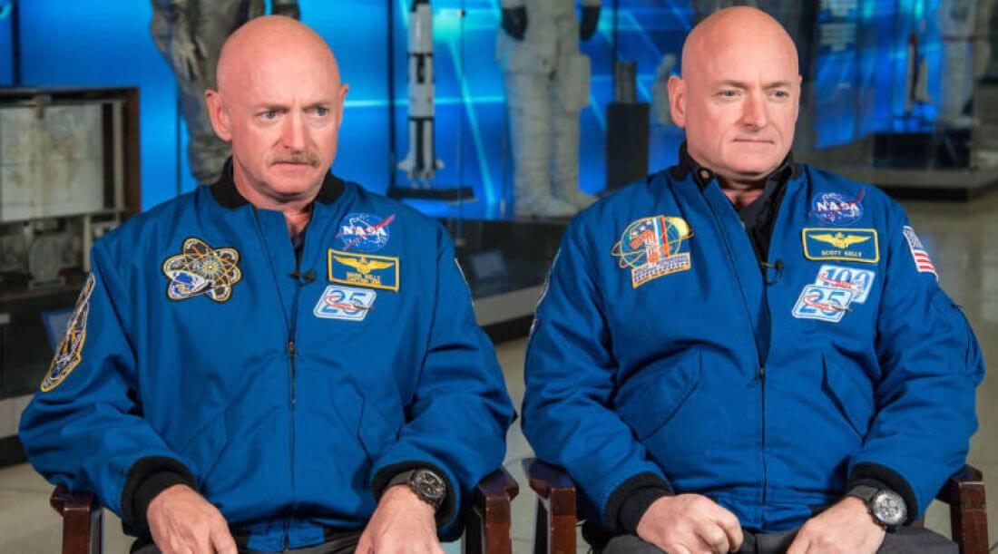 годовая миссия мкс повлияла американского астронавта