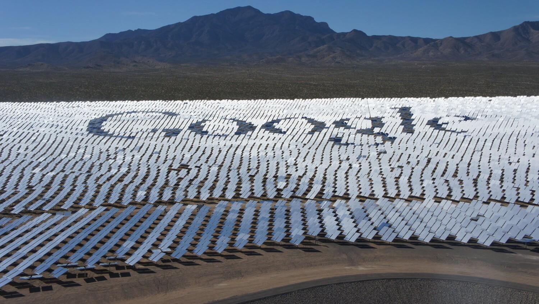 Google — крупнейшая компания-покупатель возобновляемой энергии