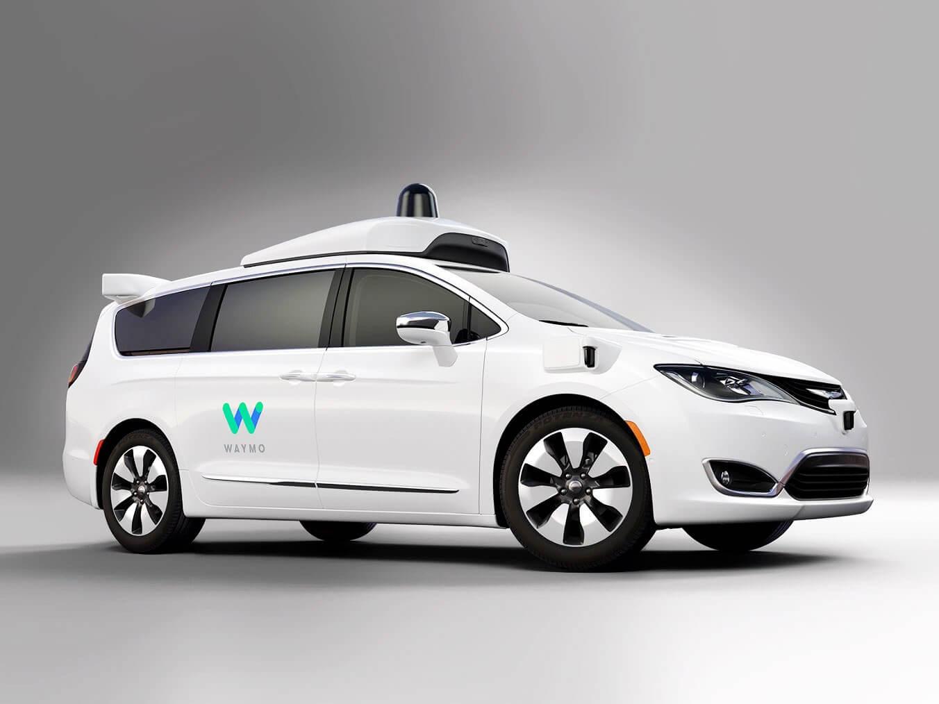 Автономные автомобили прокатят первых пассажиров в Калифорнии