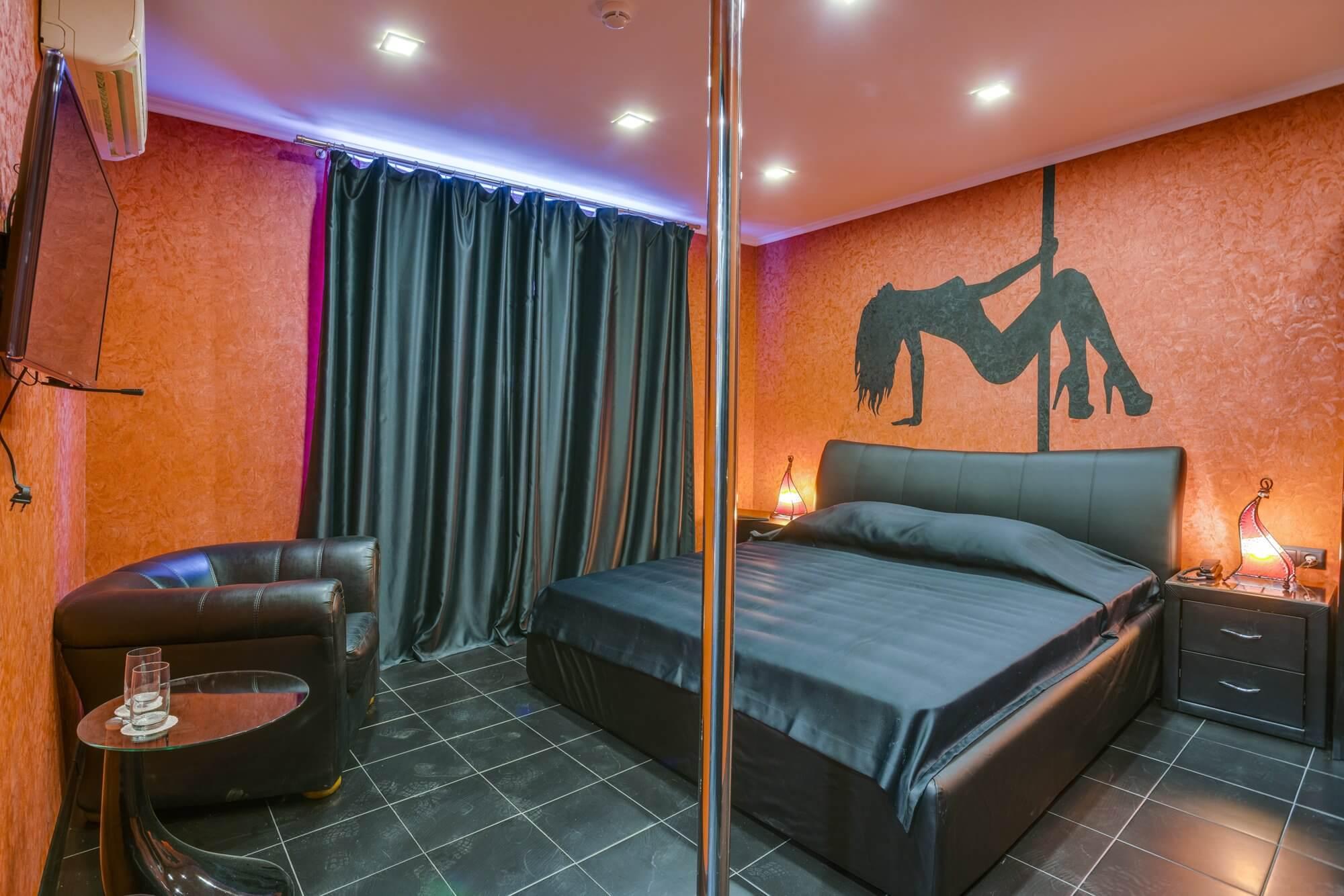 Секс отель с услугами